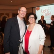 5 Carl McIntyre and Lynn Maher at the HARC Luncheon March 2015
