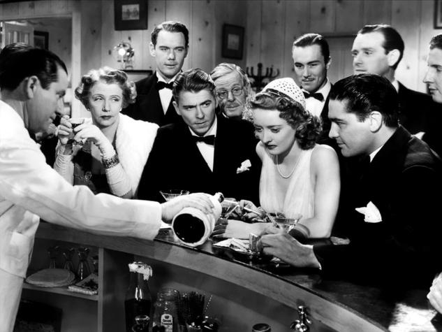 Valentine's Day movies, Dark Victory, Betty Davis