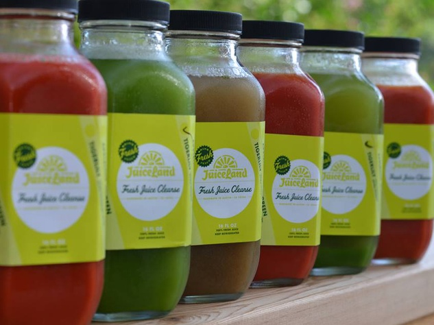 Clean up your act with these local juice cleanses and detox diets juiceland cleanses malvernweather Choice Image