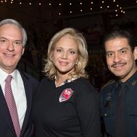 K9s4COPS benefit, September 2012, Robert Eckels, Kristi Schiller, Sheriff Adrian Garcia