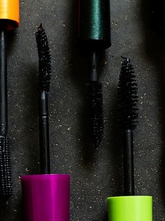 mascara brush for Cren de la Cren