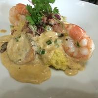 Kitchen 713 November 2014 shrimp dish