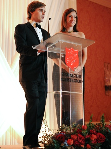 Daniel Branch, Christina Geyer, Echelon Gala