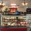 B&B Butchers deli shop interior