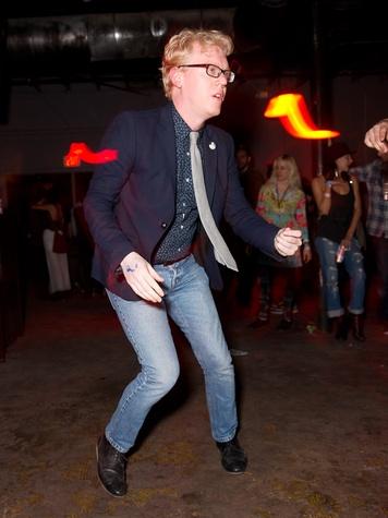 Fun Fun Fun Fest Nites Dance Off at Red 7 in Austin 02475