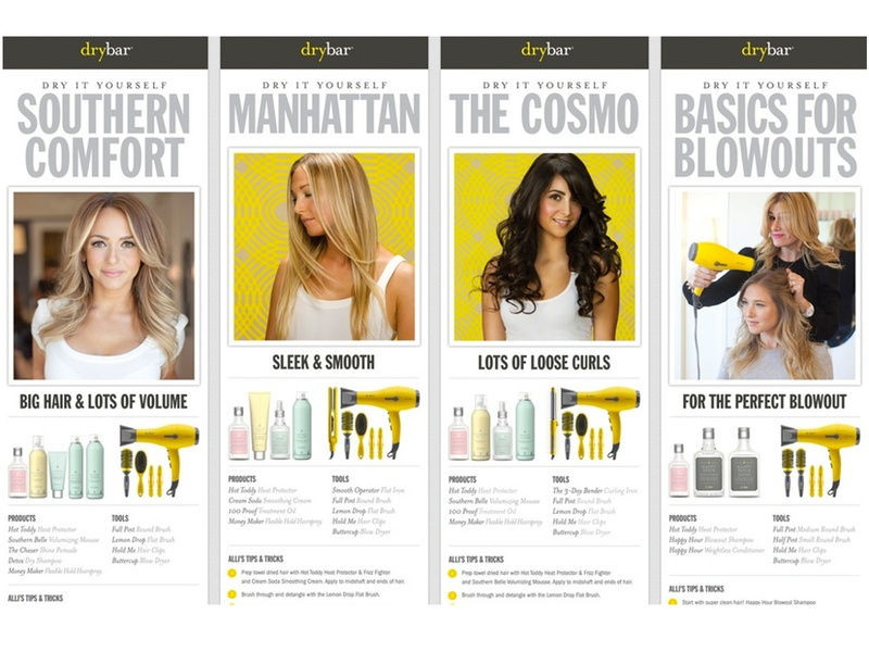 Slideshow Hot Look Trendsetting Blow Dry Bar Is Finally