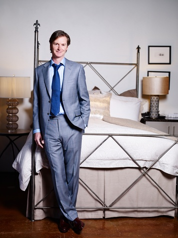 Jason Needleman, Men of Dallas Campaign at Pockets