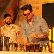 Chris Bostick_Half Step_bartender_Official Drink of Austin_2015