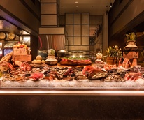 Willie G's The Post Oak raw bar