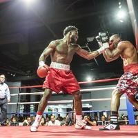 Savarese Promotions presents Black Tie Boxing