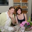 Ken Culotta and Linda Eyles at the Heights Summer dinner July 2014