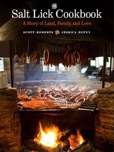 Salt Lick Cookbook, Jessica Dupuy