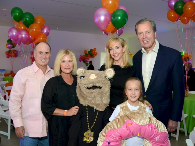 0 Eddy and Kelli Blanton, from left, Harrison Blanton, Patricia and David Dewhurst and daughter Carolyn Dewhurst at The Menil Collection Halloween party October 2013