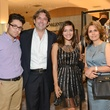 1 Amir Taghi, from left, Jared Lang, Jennifer Ramos and Fariba Taghi at the HFAF at Neiman Marcus Art of Fashion September 2014