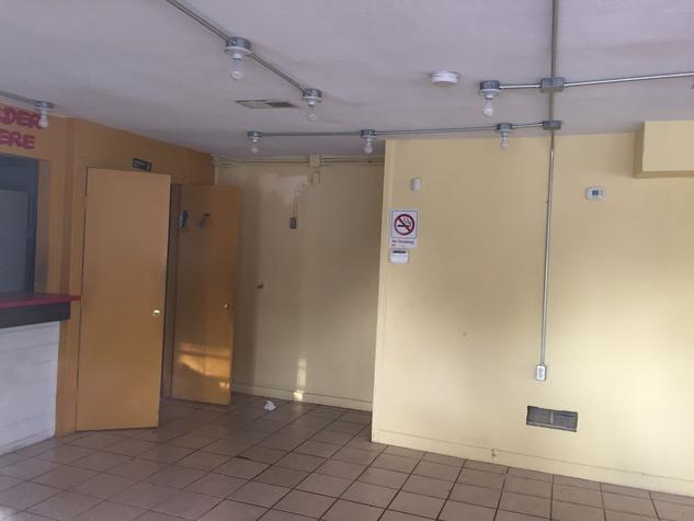 Chicken Ranch closed empty interior