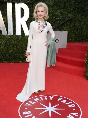 News_Lynn Wyatt_Vanity Fair party_Oscars 2011_Photo by Pascal Le Segretain_Getty Images