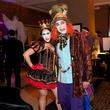 11 Lucinda and Frank Vingerhoets at the Bone Bash Halloween party October 2013
