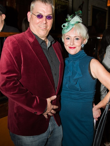 FashionXAustin Austin Fashion Week Kickoff 2015 at Speakeasy Don Cooper Chrissy Ryan