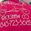 charleston, rickshaw