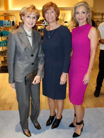 Tincy miller, beth thoele, Katherine Coker, DCC 10 Best Dressed Luncheon