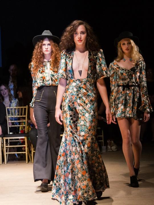 Fashion X Austin Austin Fashion Week AFW Finale 2015 Cristal Martinez