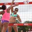 4 Jayme Lamm Jessica beach volleyball player October 2014