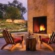 JW Marriott San Antonio fireplace