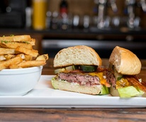 Francis Bogside burger