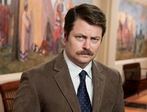Katie Friel: Nick Offerman is coming back to Austin — and he's promising nudity