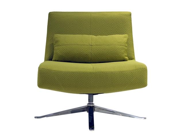 Houston Fine Art Fair Cantoni furniture September 2014 Hugo Swivel Chair