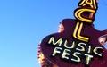 Austin City Limits ACL Music Festival sign 2015