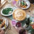 Fresa's Chicken al Carbon - Thanksgiving To-Go 2014 - High Resolution