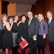 Pam Autio, from left, Susan Shaw, Eileen Westerman, Rochelle and Alan Jacobson, Maggie Solomon and Mark Finkelstein at the ADL Houston in Concert Against Hate November 2013