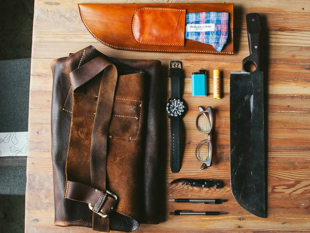 Justin Vann's beatiful collection of tools