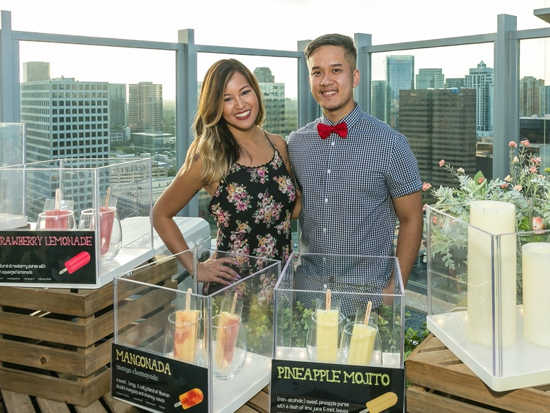 Popfancy treats at CultureMap Country Club Social