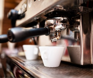 espresso machine alton brown