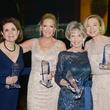 Melinda Rose, from left, Carol Rowley, Judy Haley and Meredith Cocke at the JDRF Gala April 2014