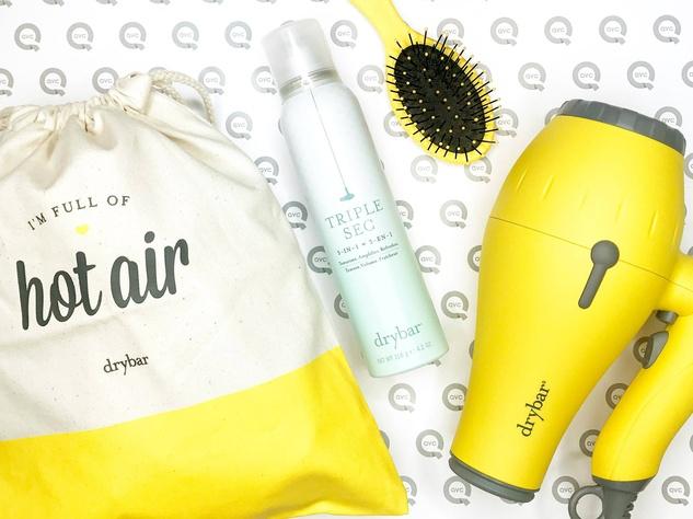 Drybar hair supplies