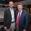 13 Robert Emmett, left, and Ed Emmett at the Houston Texans Owner's Suite party at NRG Stadium September 2014