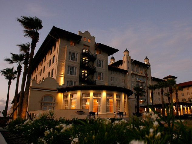 Galveston, haunted tours, Halloween, October 2012, Hotel Galvez