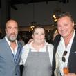 14 Coppa Osteria party September 2013 Grant Cooper, Brandi Key, Charles Clark