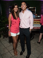 031_Party in Pink, Hotel ZaZa, July 2012, Divya Brown, Francis Lim
