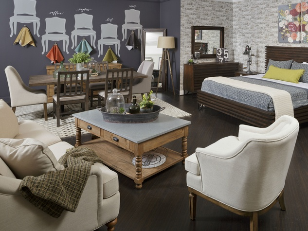 Magnolia Home furniture collection. HGTV star s furniture collection brings Fixer Upper style to your