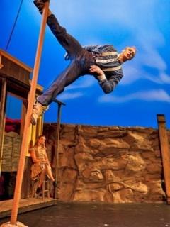 Cirque Mechanics Boomtown