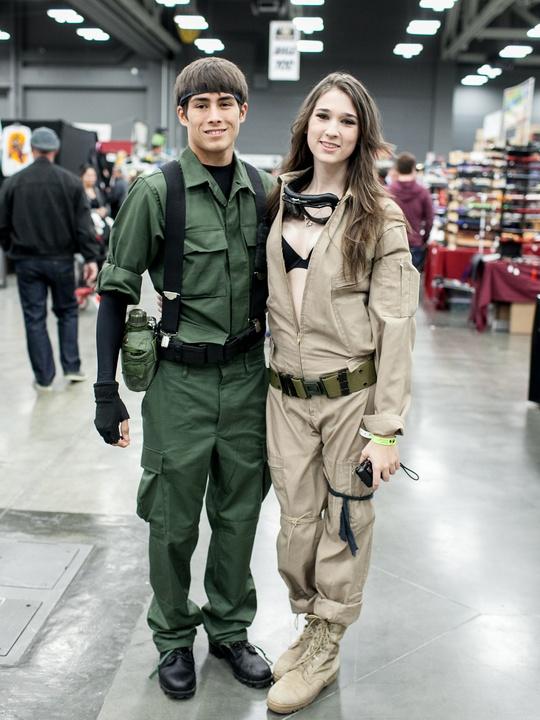 Austin Comic Con 2013 9309