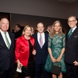 5 Butch and Nancy Abendshein, from left, Dale Dorn and Lacey Neuhaus Dorn and Gary Tinterow at the MFAH Impressionism dinner December 2013