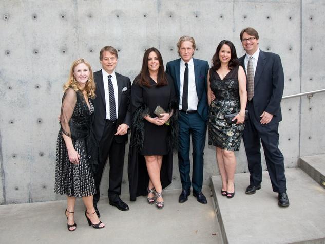 Alison Boren, Peter Dewar, Yvette Ostolaza, Bruce Hoeksema, Angela Fontana, Andy Szuwalski