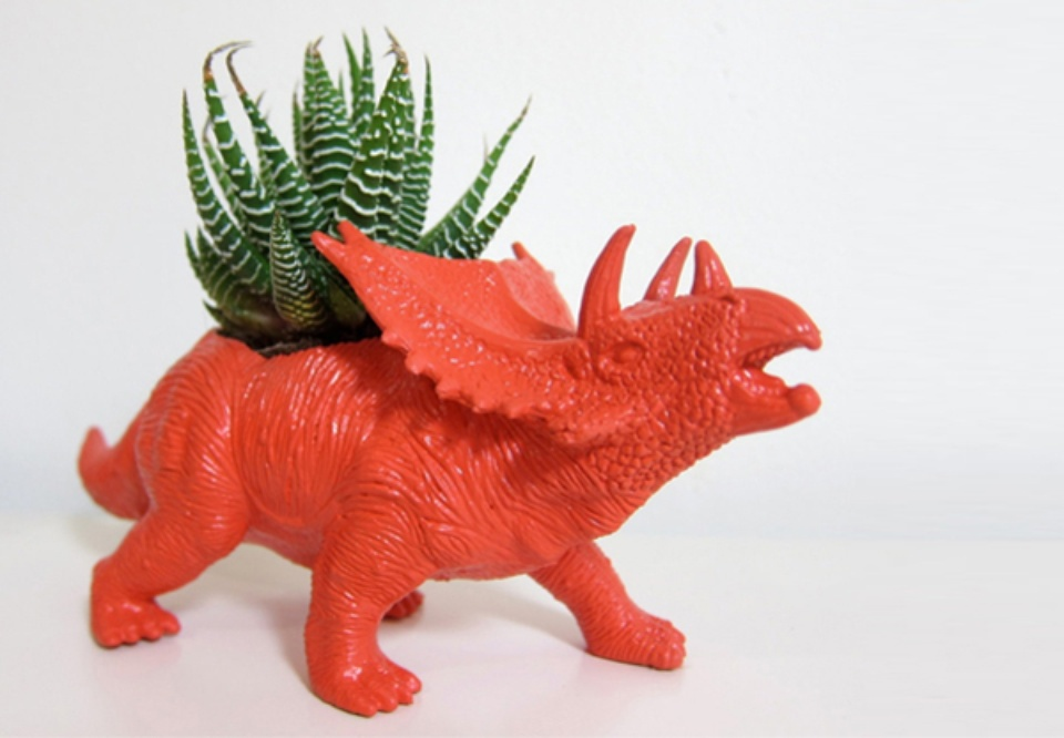 Austin Photo Set: lauren_hipster gifts_dec 2012_dino planter