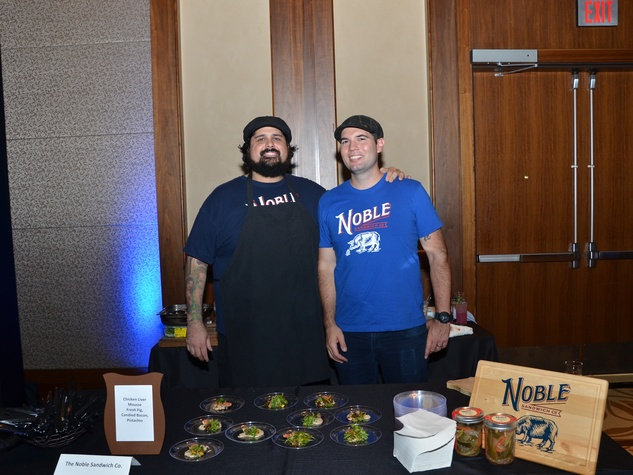4th Annual Pay it Forward Benefit with Daniel Curtis in Austin Noble Sandwich Company