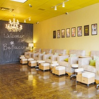 bellacures, manicures, pedicures, preston center